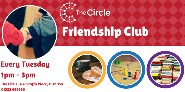 friendship club eventbrite image